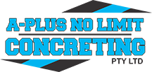 A PLUS NO LIMIT CONCRETING